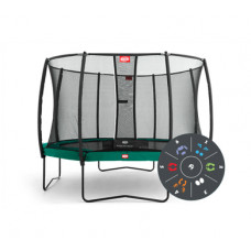 BERG CHAMPION 430 TATTOO SAFETY NET DELUXE 430